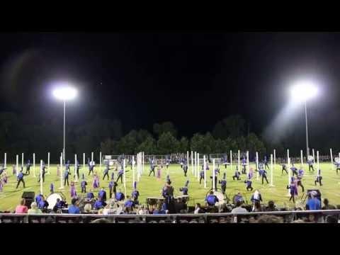 Adair County High School Marching Band 8/27/16