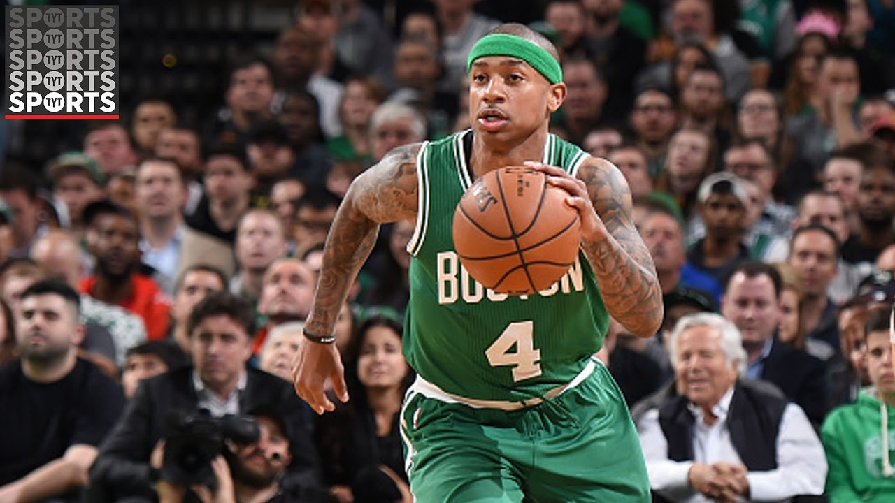 Isaiah Thomas believes he and Markelle Fultz could thrive with Celtics