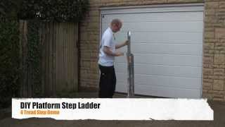 DIY Platform Step Ladder | Ladders-Online Demo