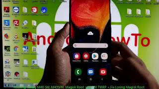 M40 | How to Root Samsung