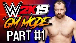 WWE 2K19 GM Mode -