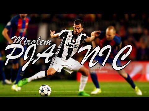 Miralem Pjanic 2017 - Pure Class | Juventus HD