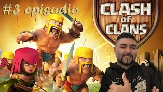 Clash of Clans - #3 - Si suda ma si razzia! [by GLADI]