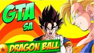 """MOD DRAGON BALL - GTA SA - """"Goku Deus"""""""