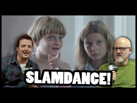 Filmmaker  from Slamdance 2015: The Trouble with Dot & Harry  Cinefix Now