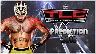 WWE TLC 2018:Prediction