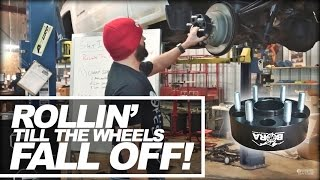 """Sh*t I Never Knew: """"Rollin' Till the Wheels Fall Off"""""""