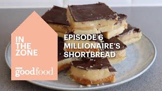 In the zone - Millionaire's shortbread - BBC Good Food