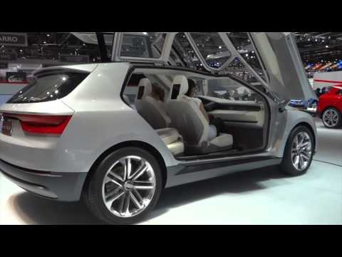 2014 Italdesign Giugiaro Clipper Concept at Geneva Auto Show 2014