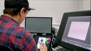 Games Design at Middlesex University