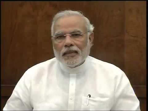 Prime Minister Shri Narendra Modi on Rail Budget 2014