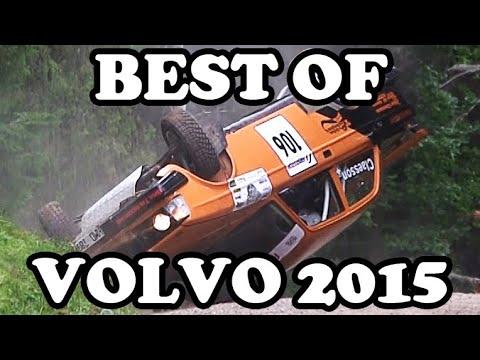 Extreme Volvo Rallying 2015