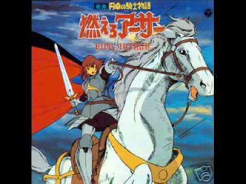 Legend-Arthur and Green Knight