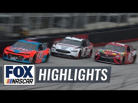 Full highlights and results from the two-day race at Bristol Motor Speedway I FOX NASCAR
