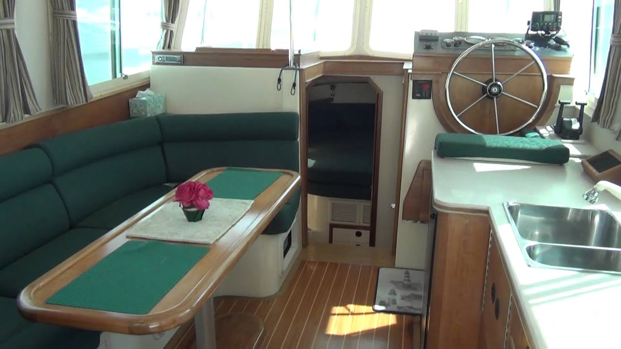 Sold Albin 36 Quot Salty Dog Quot Express Trawler Yacht For
