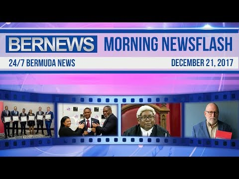 Bernews Newsflash For Thursday December 21, 2017