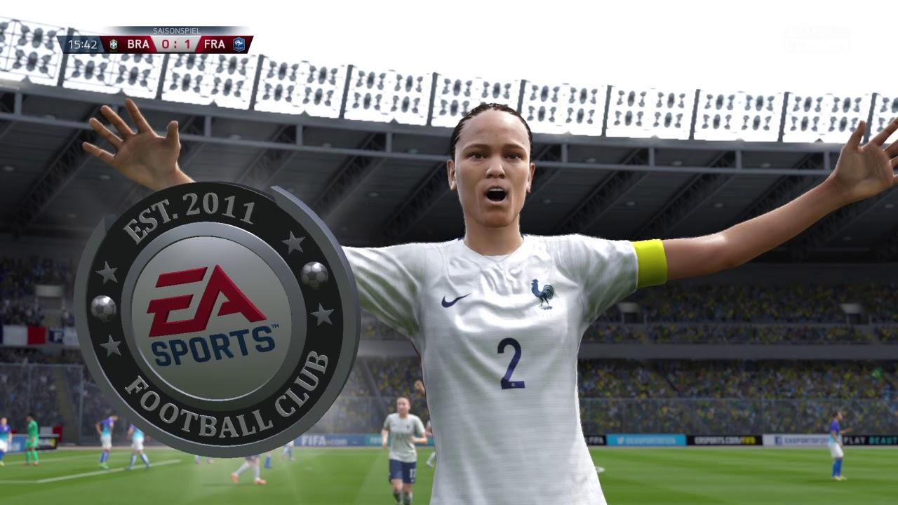 Wendy renard interview - Fifa 16 Great Header Wendie Renard Women Football France Vs Brazil