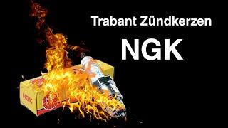 Trabant - NGK Zündkerzen - Vorsicht beim Kauf!
