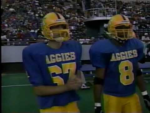 1997 Circle City Classic: Tennessee St Tigers vs North Carolina A&T Aggies