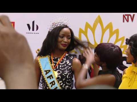 Miss world Africa, Quiin Abenakyo to tackle teenage pregnancy