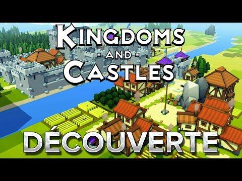 Kingdom and Castles : Découverte
