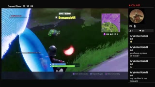 Fortnite - Road To 10 Solo Win