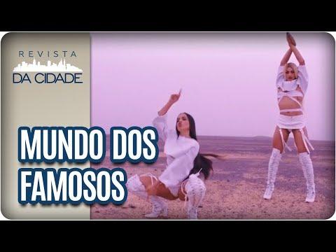 Anitta, Pabllo Vittar E Silvio Santos - Revista Da Cidade (31/07/2017)