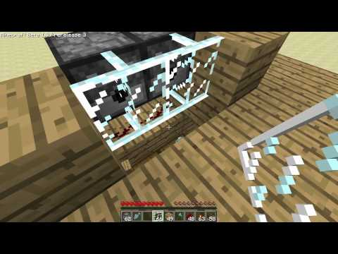 Full download how to make a fish tank in minecraft for How to fish in minecraft pe