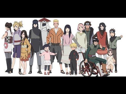Sasuke And Sakura Children Galeriјa Slika