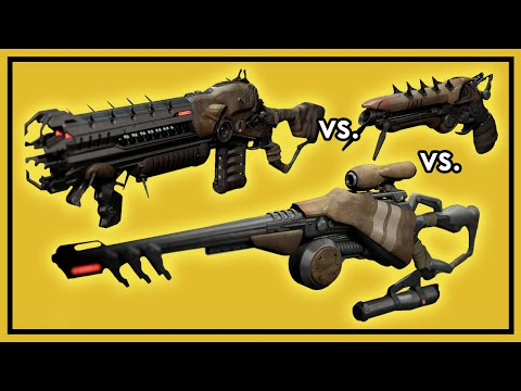 Destiny: What's The Best Elder Cipher Weapon: Dreg's Promise, Queenbreakers or Lord of Wolves?