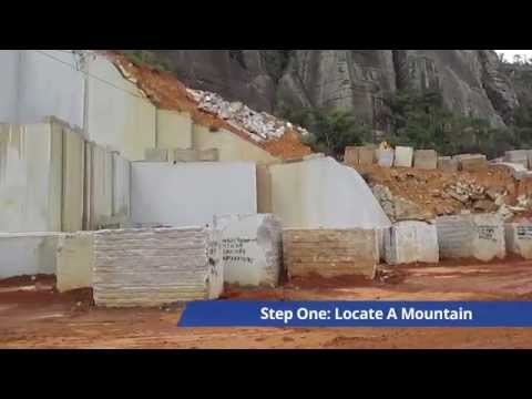 video:Where Does Granite Come From In Brazil