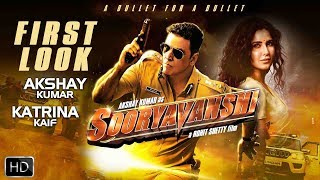 Sooryavanshi First Look | Katrina Kaif | Akshay Kumar | Rohit Shetty | Teaser Out Soon