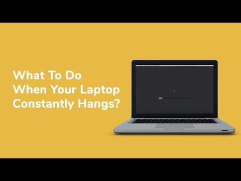 Part 1- How To Fix A Laptop That Constantly Hangs
