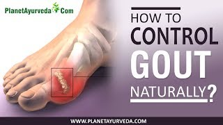 How to Control Gout Naturally