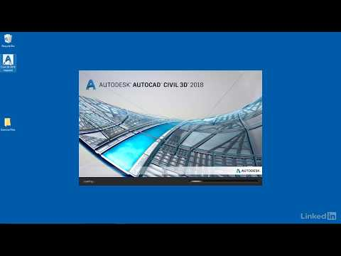 Creating the template file | AutoCAD Civil 3D: Plan Production from LinkedIn Learning