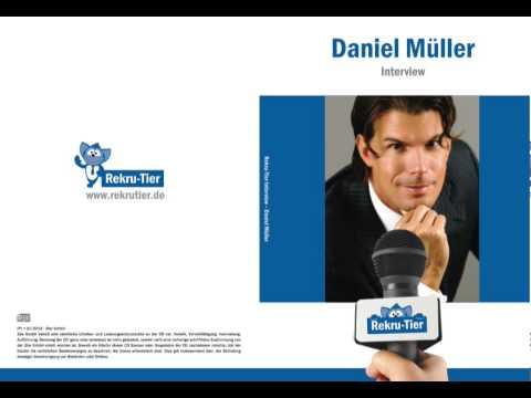 REKRU-TIER Interview mit Daniel Müller (Double Diamond Chairmen´s Club Member/Unicity)