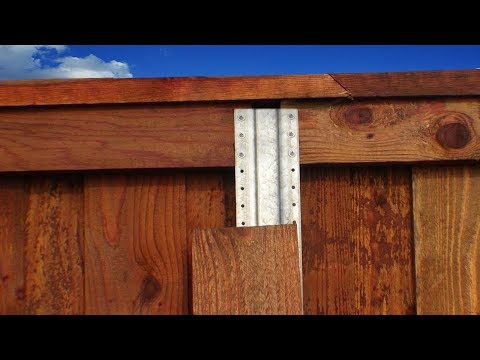 PostMaster Installation Full Video - 6' Privacy Fence