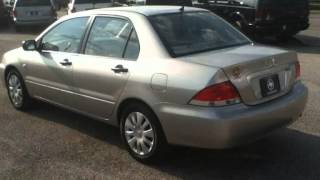 2007 MITSUBISHI LANCER ES Used Cars - Terrell,Texas - 2013-08-23