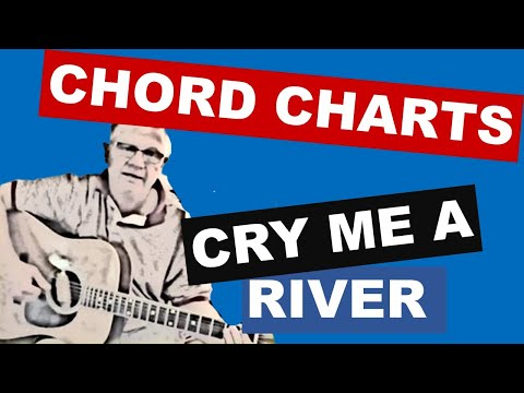 Cry Me A River Chord Diagrams & Lyrics