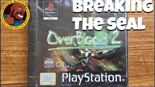 Breaking the seal! Overblood 2 for ps1. (Pal English version)
