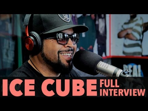 """Ice Cube on New Movie """"Barbershop: The Next Cut"""", Coachella, And More! (Full Interview) 