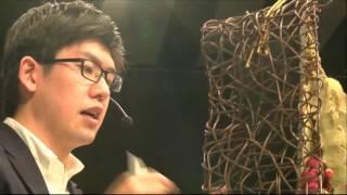 フジテレビフラワーネット主催「Japan Florist of the year日本花職杯 2...