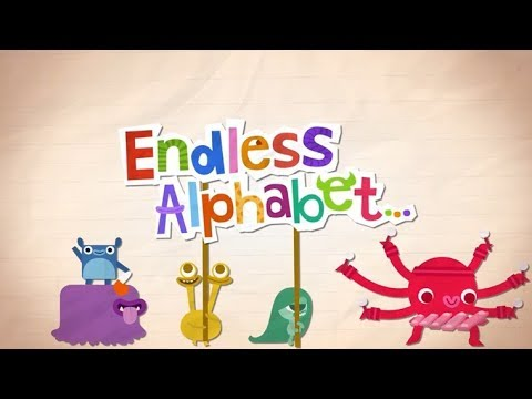 Endless Alphabets  - The best and interactive phonics app in app store and play store