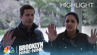 Jake And Amy Are Held At Gunpoint | Season 4 Ep. 22 | BROOKLYN NINE-NINE