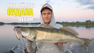 Рыбы РВУТ Спиннинг из Рук! Рыбалка на ТРОФЕЙНОГО СУДАКА!!! (РОЗЫГРЫШ Приманок)