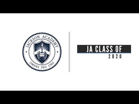 Raider Network: Jackson Academy Senior Celebration (Class of 2020) - 05.15.20