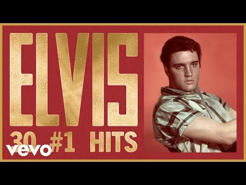 Elvis Presley  Burning Love Audio
