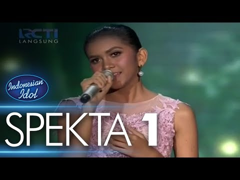 WITHNEY - MALAIKAT JUGA TAHU (Glenn Fredly) - SPEKTA 1 - Indonesian Idol 2018