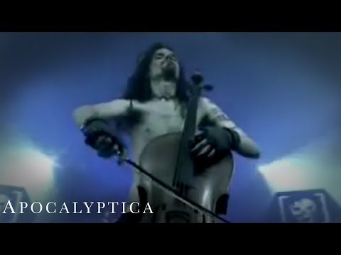 Apocalyptica - Hall of The Mountain King (Official Video)