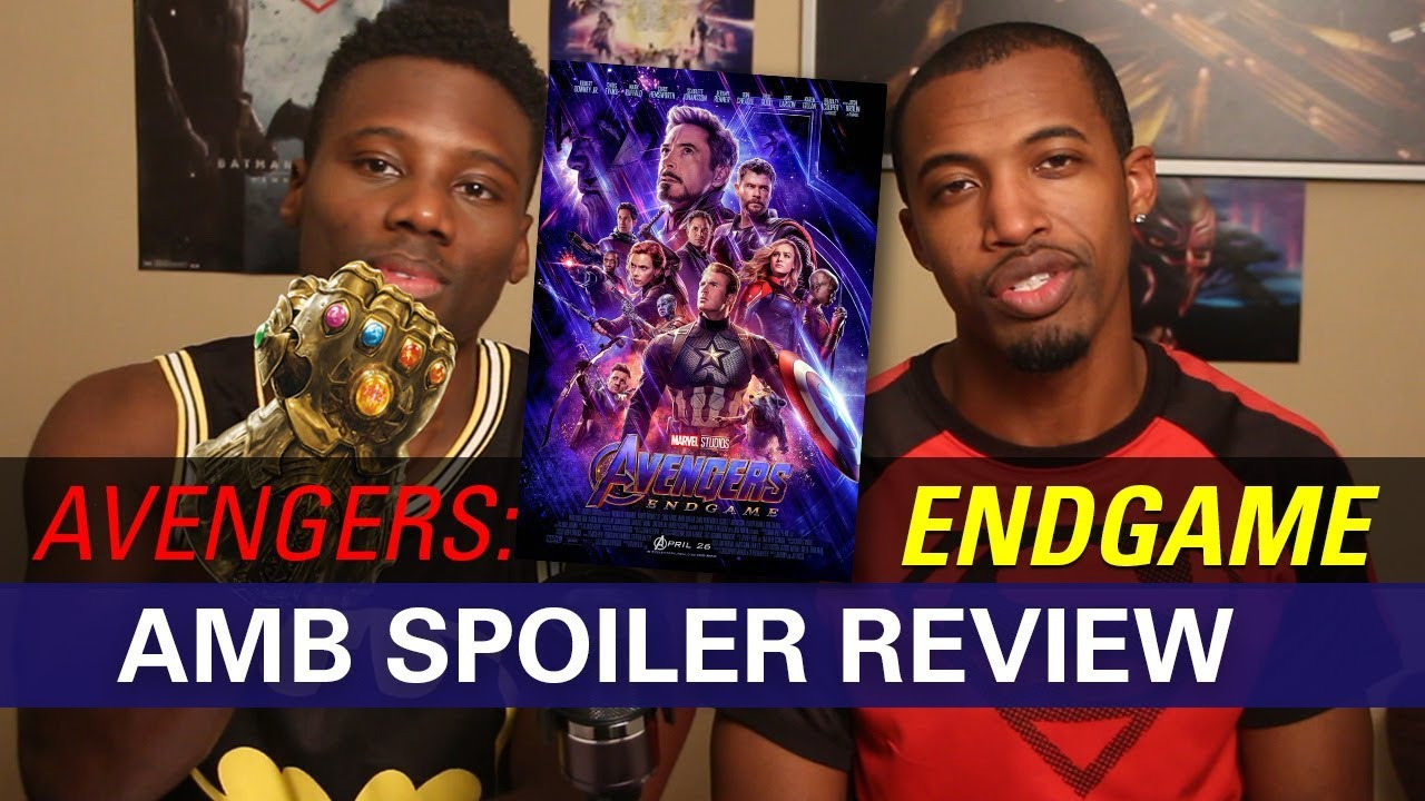 Avengers: Endgame - Action Movie Breakdown Review